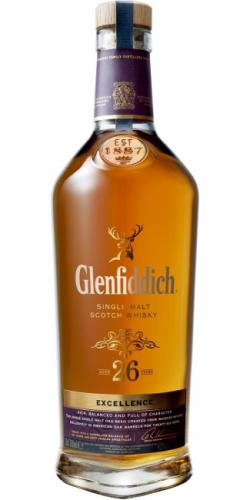 GLENFIDDICH 26YO 700ML