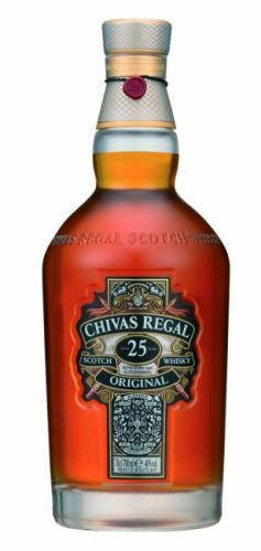 CHIVAS REGAL 25YO 700ML