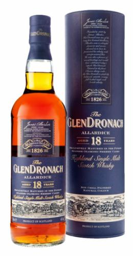 GLENDRONACH ALLARDICE 18YO 700ML