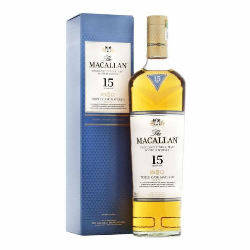 MACALLAN 15YO TRIPLE CASK MATURED 700ML