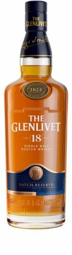 GLENLIVET 18YO 700ML