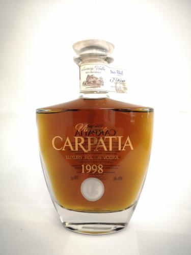 CARPATIA VINTAGE 1998 700ML
