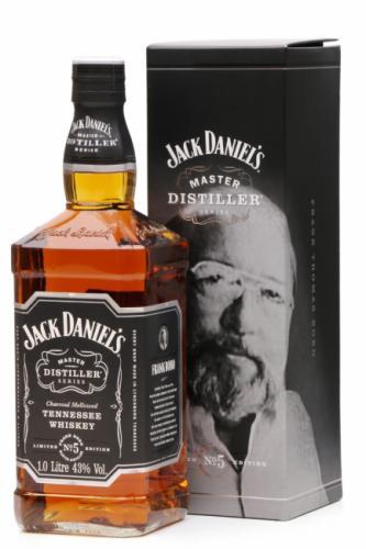 JACK DANIEL'S MASTER DISTILLER SERIES NO.5 1L