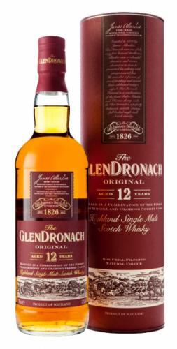 GLENDRONACH ORIGINAL 12YO 700ML