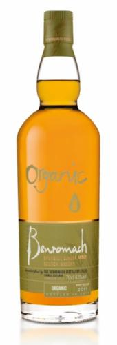 BENROMACH ORGANIC 2011 700ML
