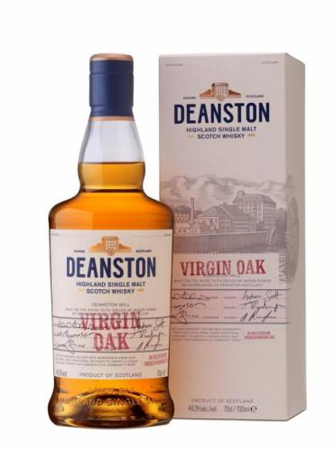 DEANSTON VIRGIN OAK 700ML