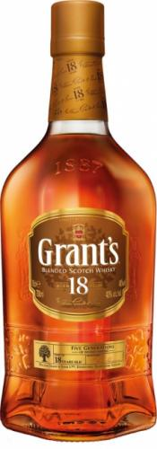 GRANTS 18YO 700ML