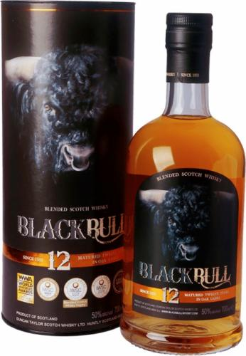 BLACK BULL 12YO 700ML