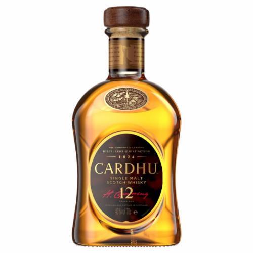 CARDHU 12YO 700ML