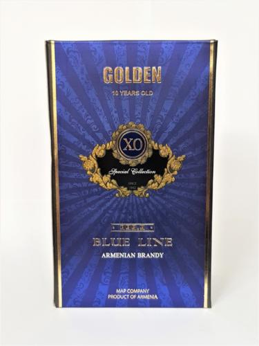 GOLDEN 10YO 500ML