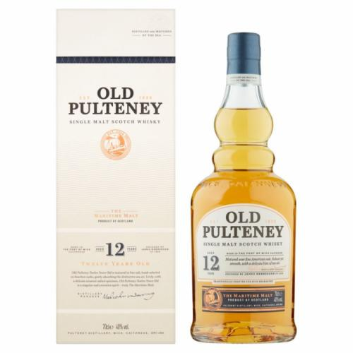 OLD PULTENEY 12YO 700ML