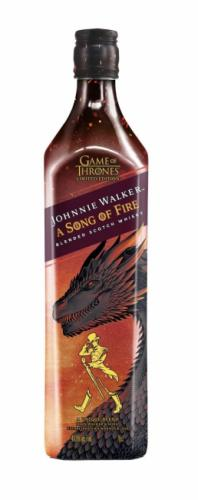 JOHNNIE WALKER SONG OF FIRE 700ML