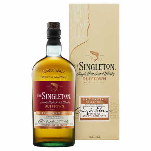 THE SINGLETON MALT MASTER 700ML