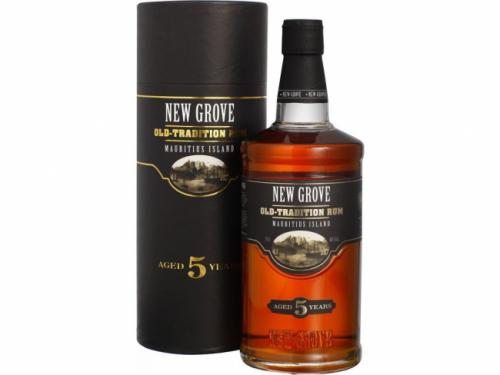 RUM NEW GROVE OLD TRADITION 5YO 700ML