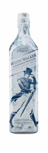 JOHNNIE WALKER WHITE 700ML GAME OF THRONES