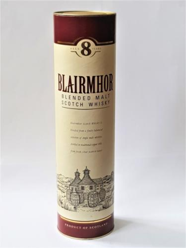 BLAIRMHOR 8YO BLENDED MALT 700ML