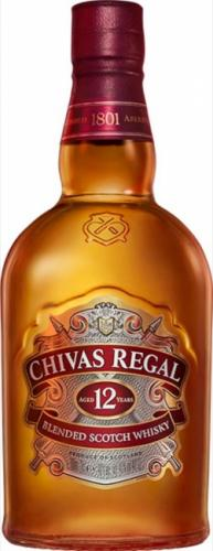 CHIVAS REGAL 500ML