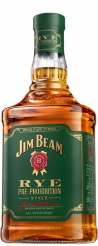 JIM BEAM RYE 700ML