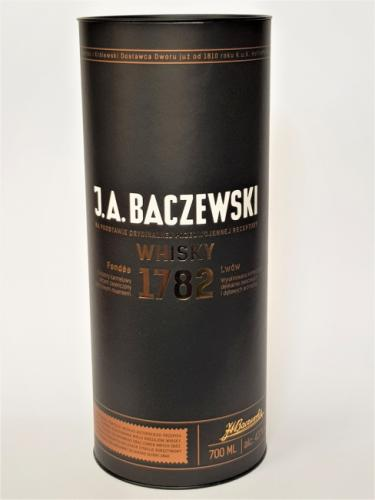 BACZEWSKI WHISKY 700ML