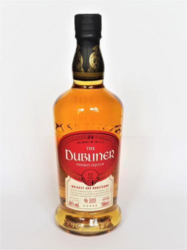 DUBLINER IRISH WHISKEY LIQUEUR 700ML
