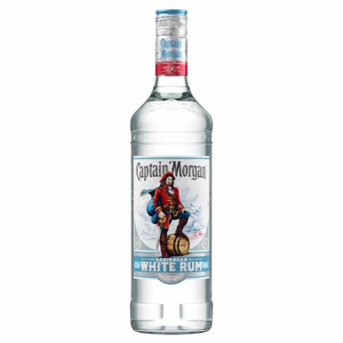CAPTAIN MORGAN WHITE 700ML