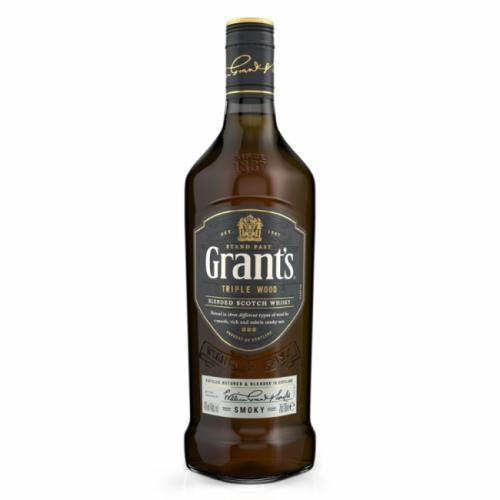 GRANTS SMOKY 700ML