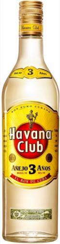 HAVANA CLUB 3YO 700ML