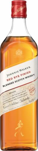 JOHNNIE WALKER RED RYE FINISH 700ML