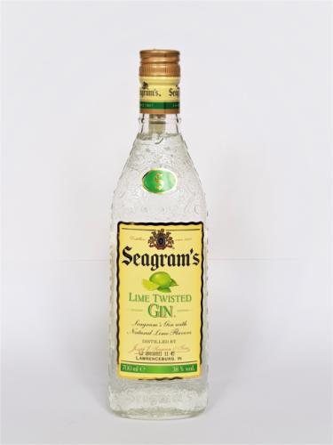 SEAGRAMS LIME 700ML