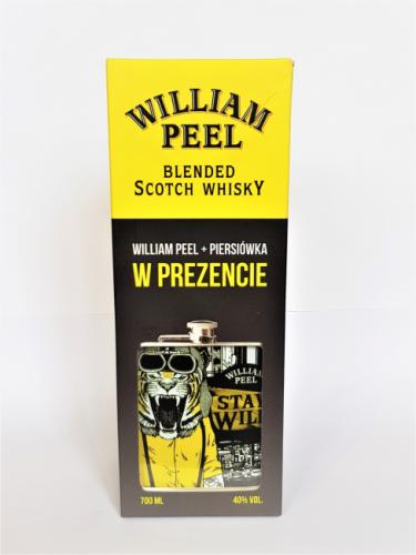 WILLIAM PEEL 700ML + PIERSIÓWKA
