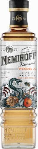 NEMIROFF BOLD ORANGE 500ML