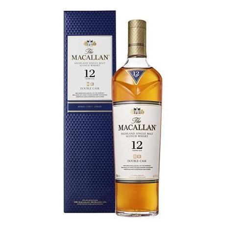 MACALLAN 12YO DOUBLE CASK 700ML