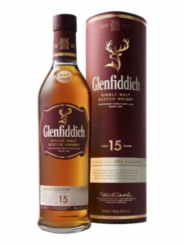 GLENFIDDICH 15YO 700ML