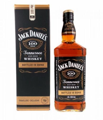 JACK DANIELS BOTTLED IN BOND 1L