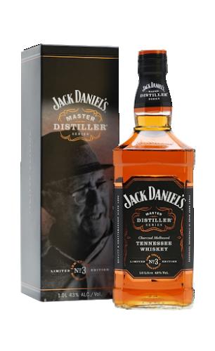 JACK DANIELS 1L MASTER DIST. COLL NO.3