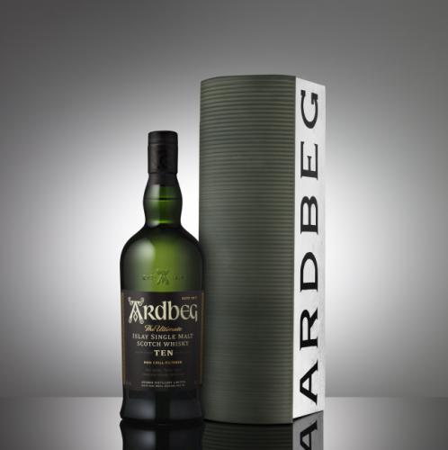 ARDBEG TEN WAREHOUSE PACK 700ML