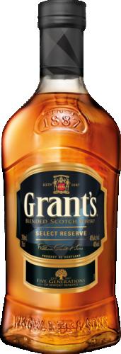 GRANTS SELECT RESERVE 700ML