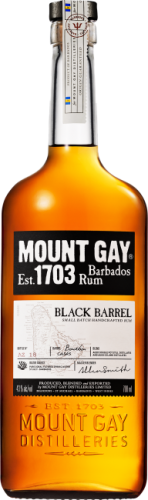 MOUNT GAY BLACK BARREL 700ML