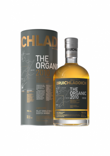 BRUICHLADDICH THE ORGANIC 2010 700ML