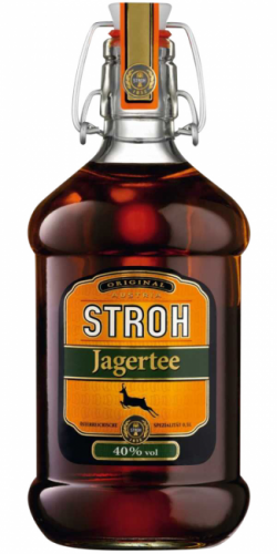 STROH JAGERTEE 500ML