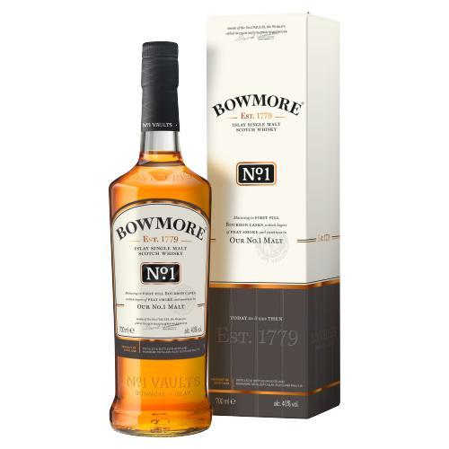 BOWMORE NO.1 700ML